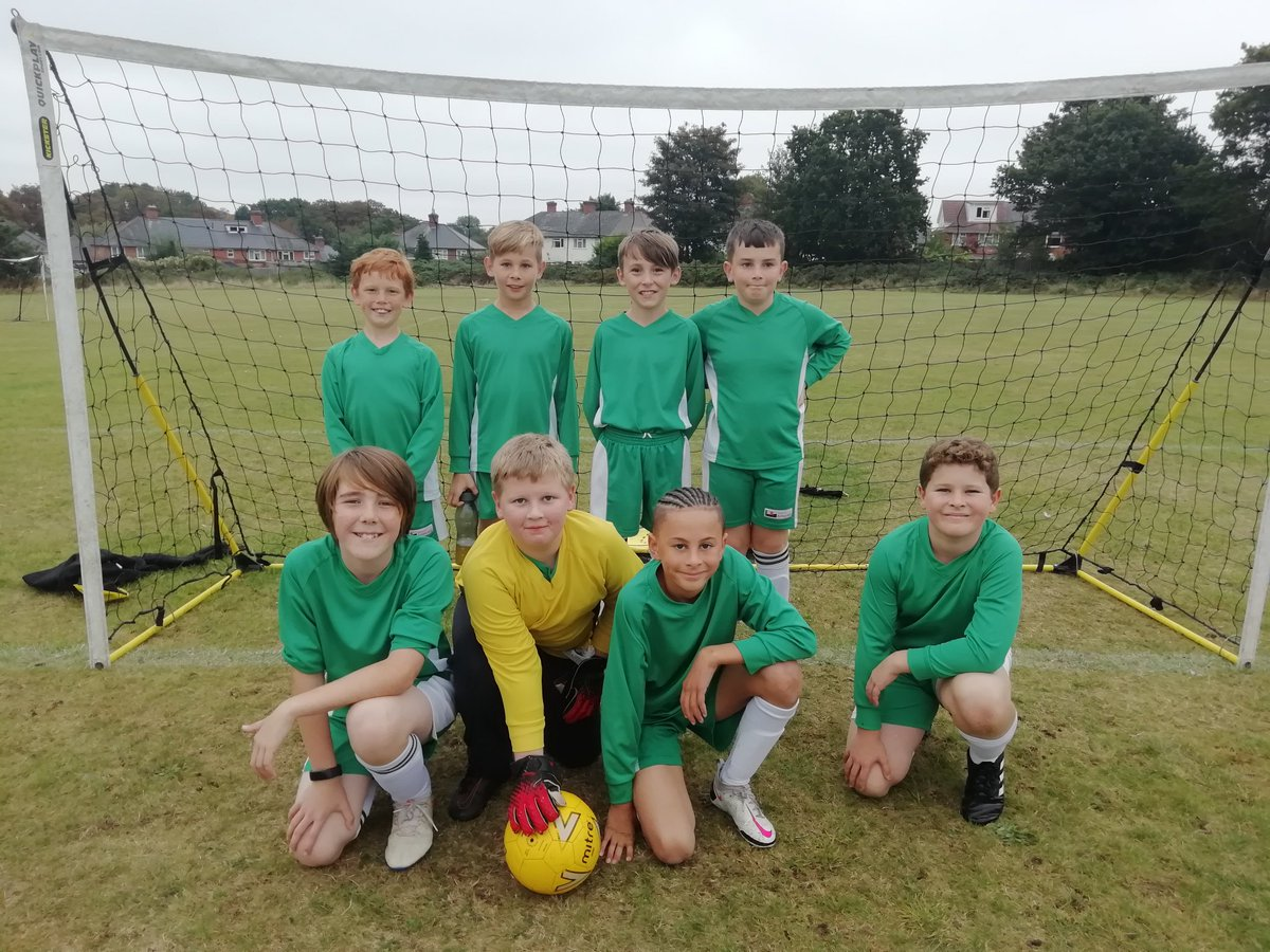 test Twitter Media - Y6 boys football. We were in a tough group and finished 1w 1d 2l. All played well and had a good attitude towards the 2 tough losses  picking up wins and draws after. https://t.co/jjtQKnYxYH