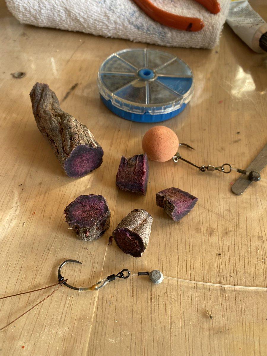 俗に言う 紅芋のボイリー 芋リー とでも呼んでおこう😙  #紫芋 #紅芋�