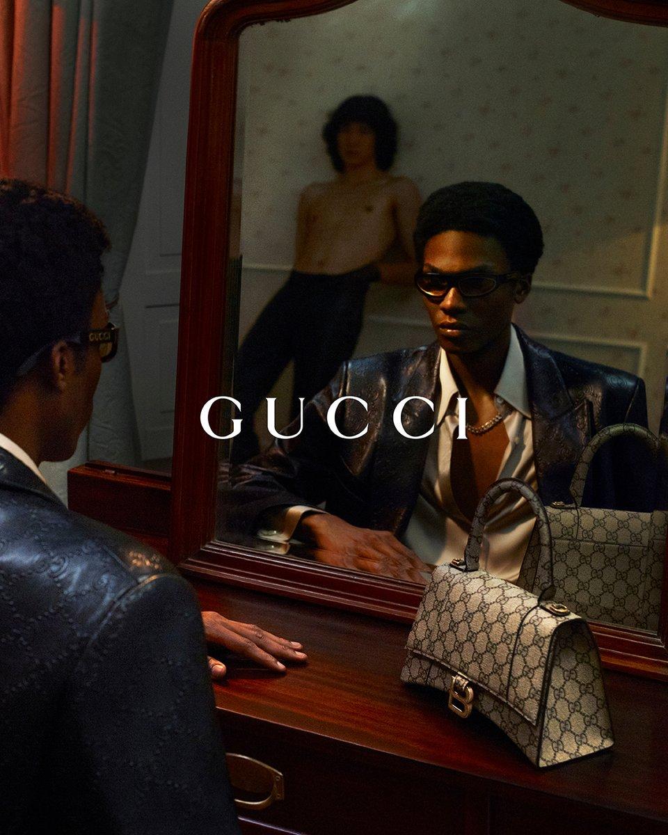 GUCCIの10月12日のツイッター画像