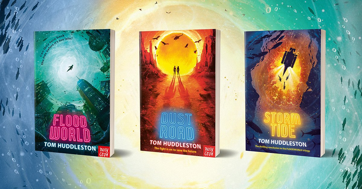 test Twitter Media - Reunited and it feels so good...  There's now a single page where you can order copies of all three FLOODWORLD books. Complete the set, and dive into a future full of action and adventure!  https://t.co/kEx58fULgc  @elladkahn @DKWLitAgency @NosyCrow https://t.co/cowtuAiPL3