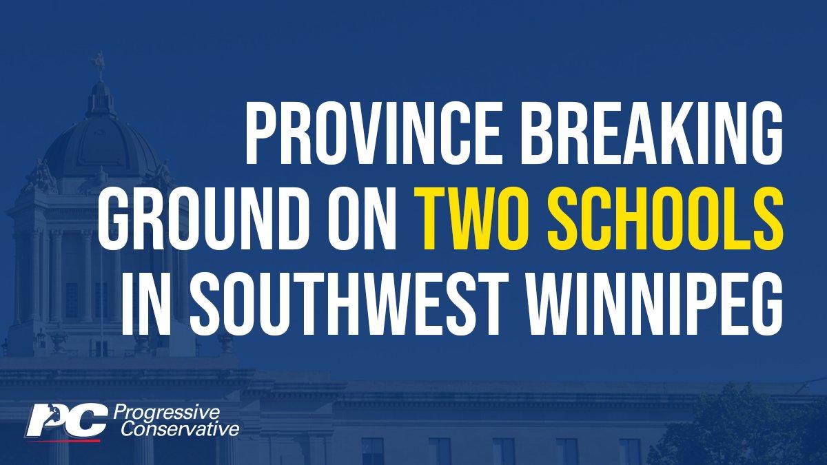 test Twitter Media - These schools will serve Waverley West's growing student population!   Learn more: https://t.co/ZnLthOuYuu  #mbpoli https://t.co/nBSbpJpfWg