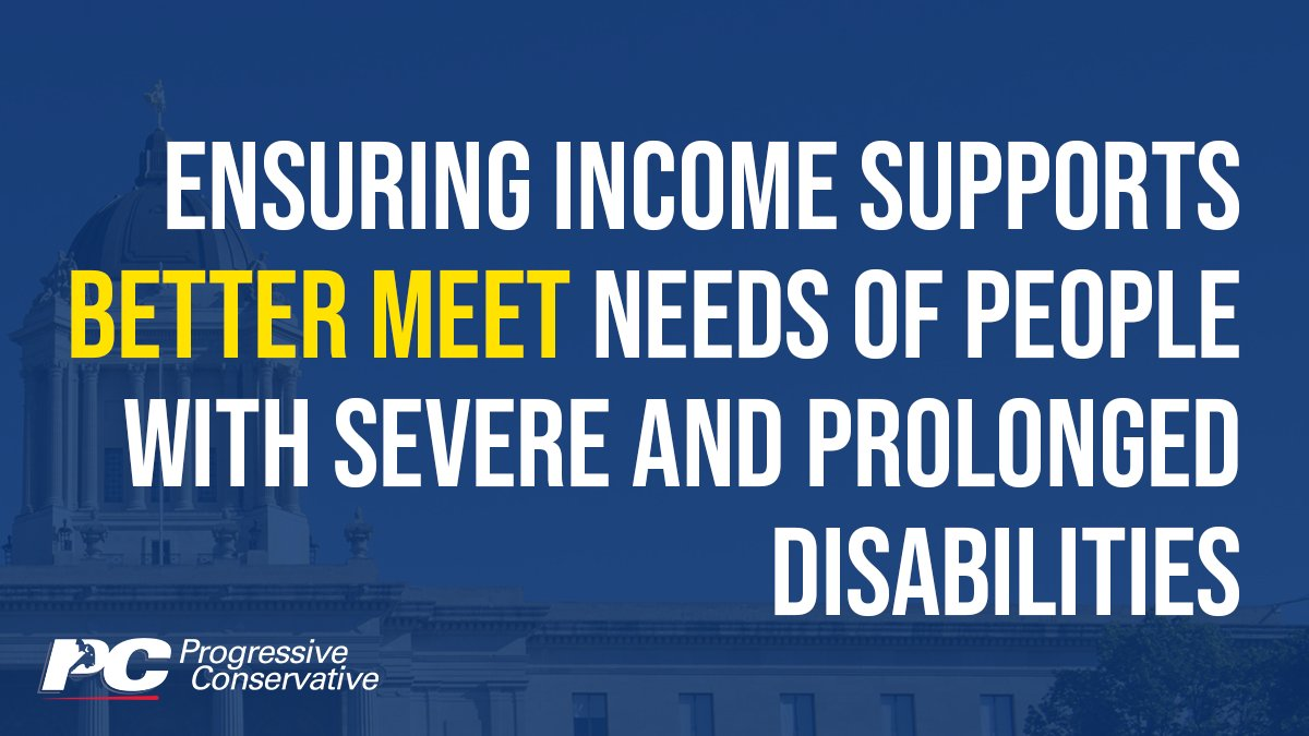 test Twitter Media - Our PC government is committed to supporting the specific and unique needs of Manitobans with severe and prolonged disabilities and to improving their quality of life.   Learn more: https://t.co/mfg8QEPbi6  #mbpoli https://t.co/UzT8DDWmtg