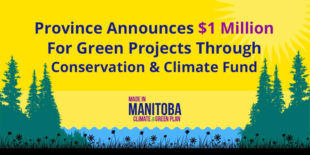 test Twitter Media - These projects support a cleaner environment, climate adaptation and low-carbon economic growth.   Get the details here: https://t.co/kpeBYxkda5  #mbpoli https://t.co/1j792UASej