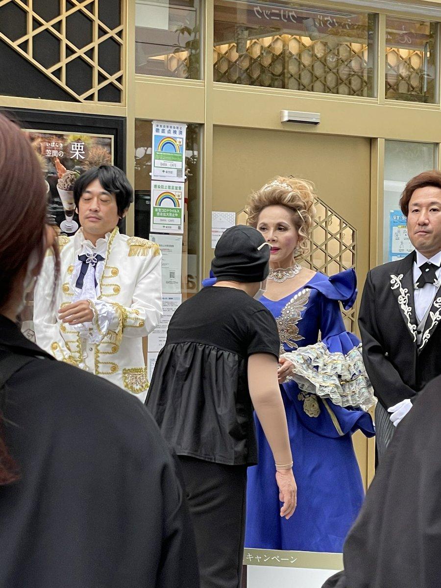 test ツイッターメディア - 茨城県の「体験王国いばらき」キャンペーンとして女王に君臨したデビィ夫人です‼️  芸能人やインフルエンサーを起用したローンチは重要で、インパクトのある宣伝広告は必須です。僕も地元の茨城県を盛り上げないとです。水戸と言うと梅と納豆とかしかイメージがないらしくその辺から変えないと。押忍‼️ https://t.co/W7QLKMbMnA