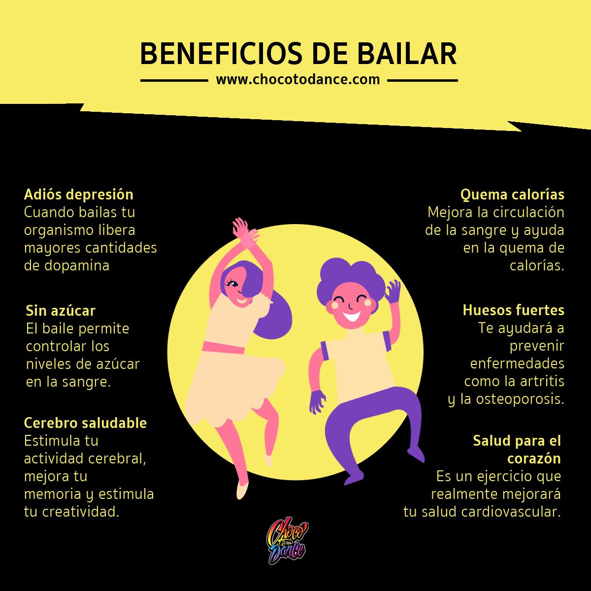 test Twitter Media - ¡Bailar te brinda #beneficios para tu #salud física y mental! https://t.co/eSziJoJyjv