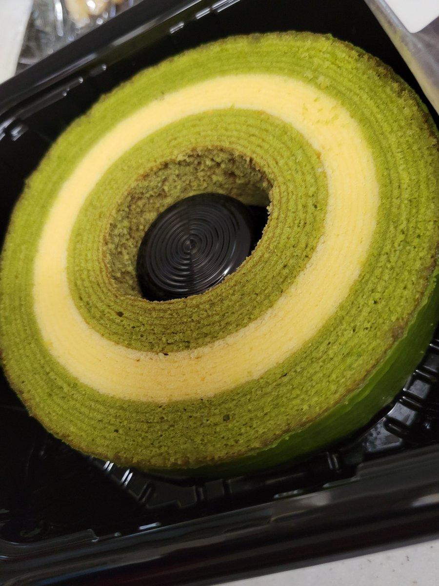 test ツイッターメディア - 今日のおやつ😃 京ばあむ🥮 美味しい⤴️ https://t.co/0AJmrL7Ovx