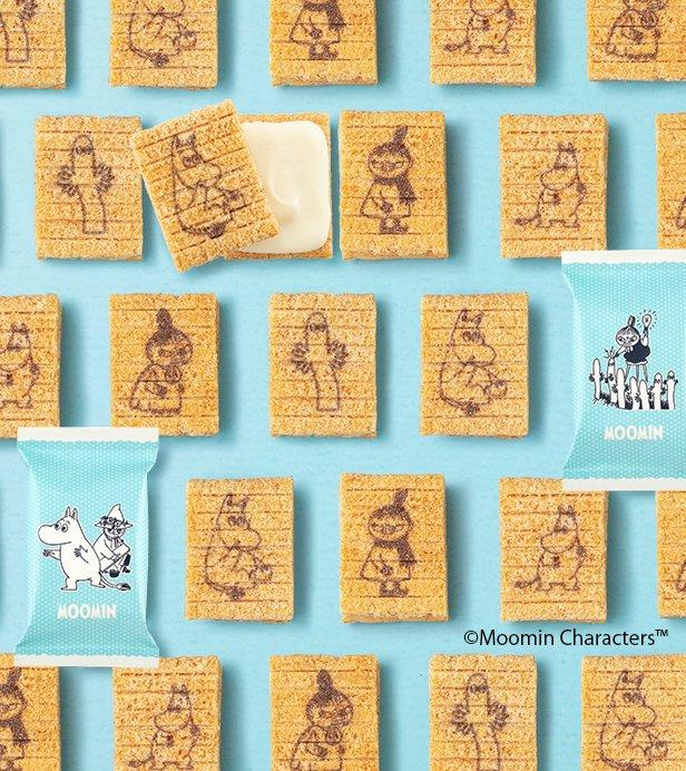 test ツイッターメディア - / ムーミンが 北欧からやってきた~! \  シュガーバターの木から 新シリーズが誕生🎉 「ムーミン」との 初コラボプロジェクト🌲  2021年11月1日(月)からスタートです!  ムーミンにスナフキンやリトルミイ… たくさんの仲間たちと シュガーバターの⽊が おいしい物語を描いていきます📚 https://t.co/B5YdvDDtfV