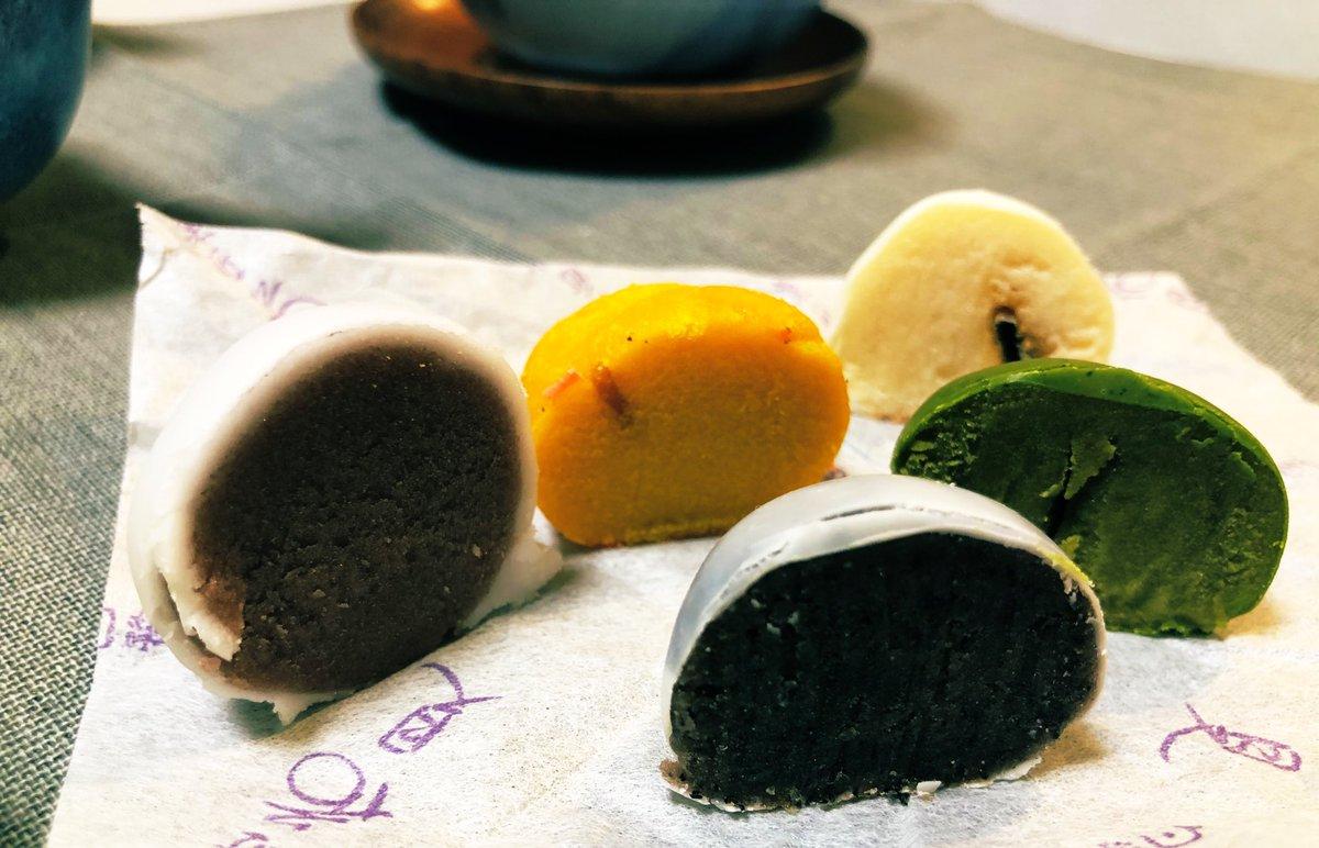 test ツイッターメディア - 【白鷺宝】 ルピシアのお茶と和菓子がベストマッチ🍵♪˚✩∗*゚ https://t.co/QX6E8g8yKe