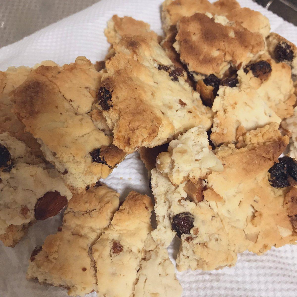 test ツイッターメディア - 今日の戦果🔥🔥🔥  美味しいけど、クッキーというより南部せんべいなんだよなぁー ぼく好みの食感はどうやったら出せるんだろー🤔(初心者がナマイキをいうな) https://t.co/TKWJ4UKdQb