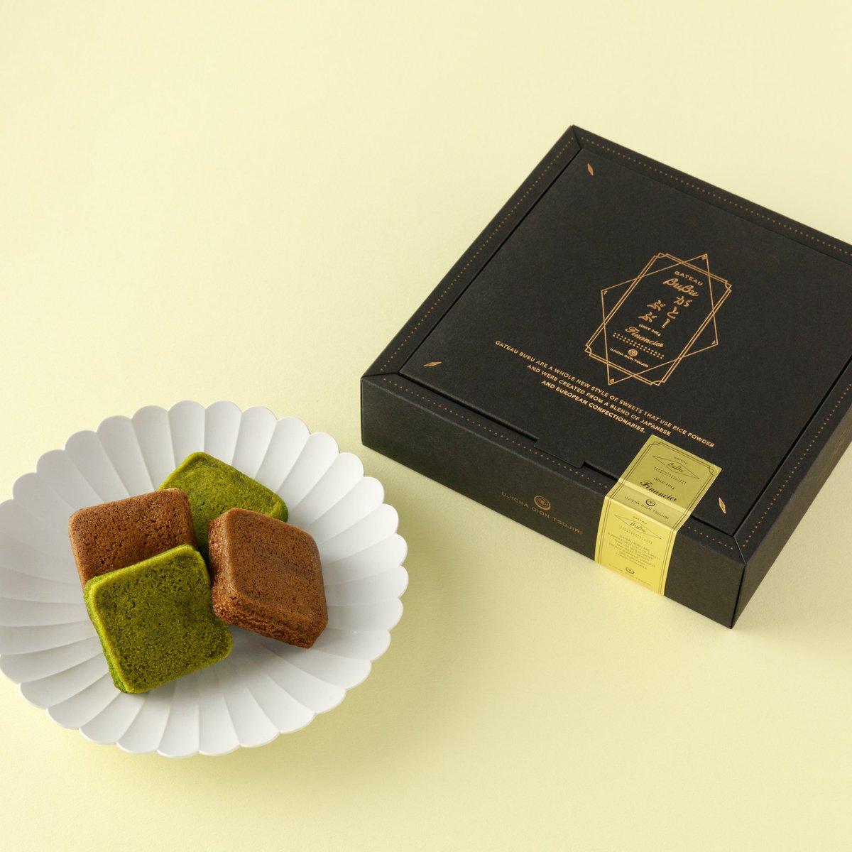 test ツイッターメディア - 京都の宇治茶専門店「祇園辻利」が作る上質な抹茶スイーツ「がとーぶぶ 抹茶・ほうじ茶フィナンシェ」をご紹介。小麦粉を使用せず米粉で焼き上げているため、今までにないもちもち食感と、濃厚なお茶の味わいが口の中に広がります。  https://t.co/2eKn3um023 https://t.co/UOJXyYgFI6