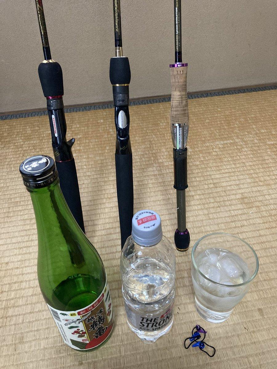 test ツイッターメディア - よし、コーティング完了☺️ちと早いけどビールが見当たらないから日本酒ハイボールで😁あれっ!?うまい、うますぎる、十万石まんじゅう笑笑 https://t.co/BDPik1N0I3