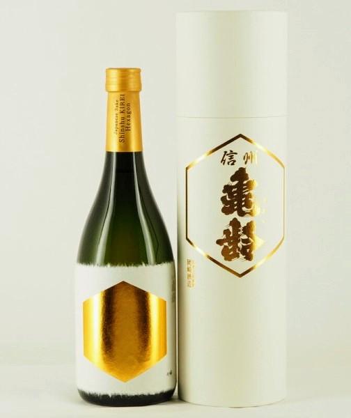 test ツイッターメディア - 昨日はやらかしてしまい、 反省気味の私がご案内させて頂く本日の日本酒は、長野県の『信州亀齢 ヘキサゴン』🐢  品評会で県知事賞を受賞したこちらのお酒。 1400本限定で、ネットでは3倍近い値段で取引されてる模様💦 正直今年呑んだお酒の中で個人的にNo.1でした。  では、本日も20時より宜しく〜! https://t.co/LAWdQ0bhhR