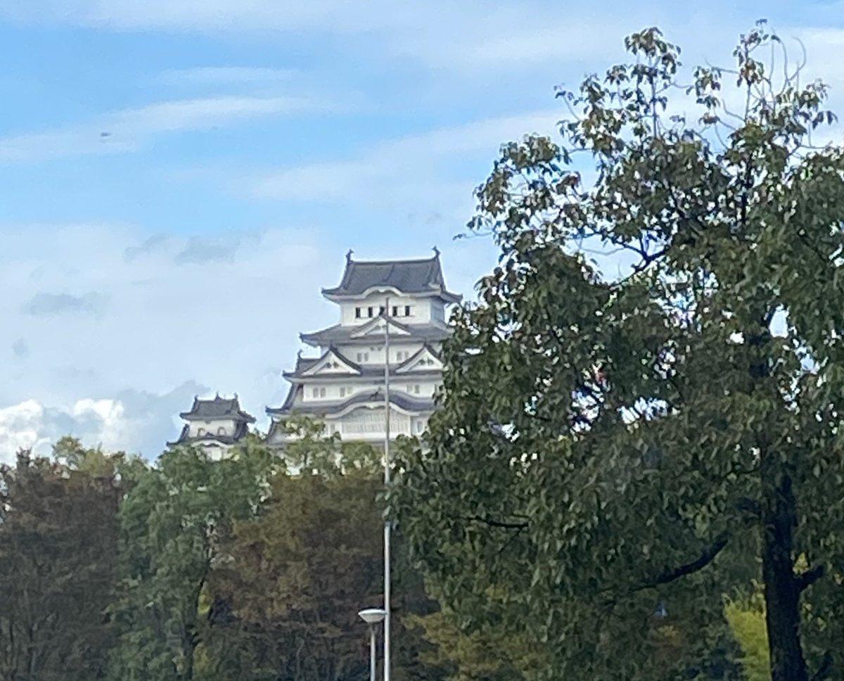 test ツイッターメディア - 朝じゃないけどおはようございます😅ハーツネクストです。派遣説明会で、お城が見えるところに来ています。  今ので天気は晴れ😊  昨日、本社の新人くんが、神戸で有名なスイーツ会社の案件をいただいてきました!プリン🍮が美味しい会社です!詳細は明日👍👍   #企業公式が毎朝地元の天気を言い合う https://t.co/Dr8G48KTPd