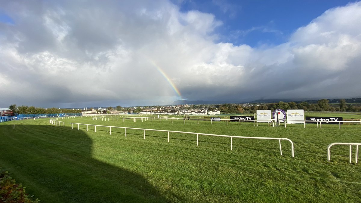 test Twitter Media - Chasing rainbows all the way to @SligoRaces today! Watch every race live on @RacingTV 😎📺 https://t.co/Qkm7KIhNb5
