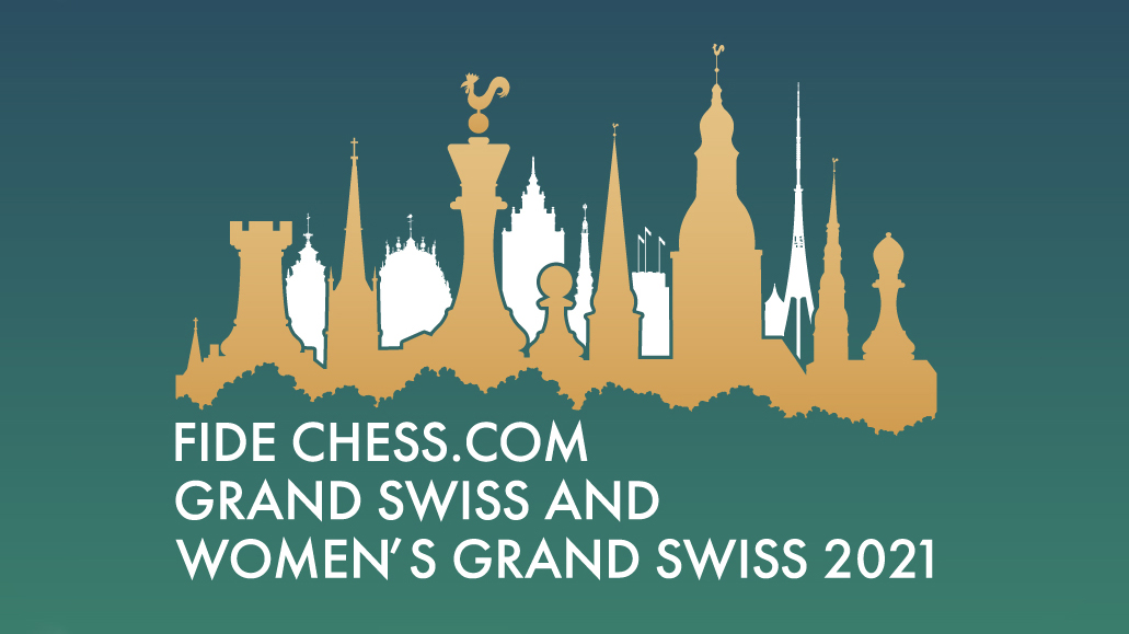 test Twitter Media - The 2021 FIDE @Chesscom Grand Swiss Tournament and Women's Grand Swiss will kick off on October 27 with round 1. The total prize fund is $550,000, with $425,000 for the Grand Swiss and $125,000 for the inaugural Women's Grand Swiss. Official website: https://t.co/tDydxsFWLo https://t.co/TPUnvilb2F
