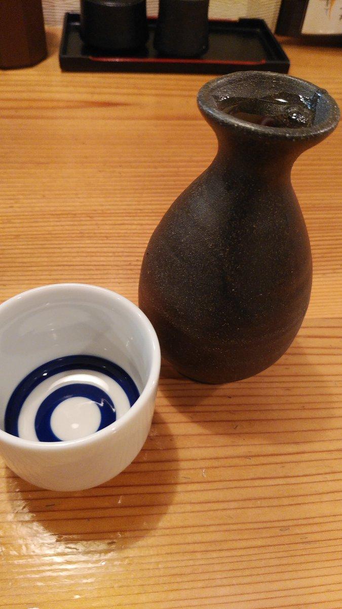 test ツイッターメディア - 日本酒! 富山のお酒『勝駒』 良い色!うまーい! https://t.co/WXWs47ltZk