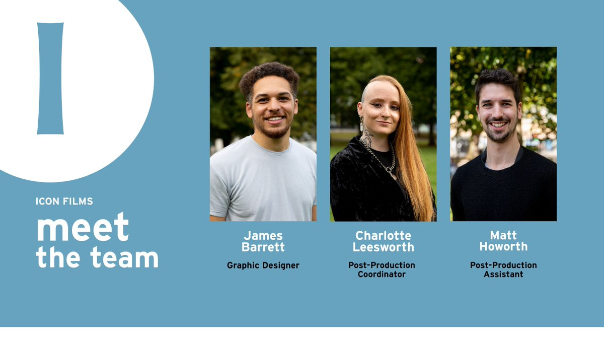 We've been busy building our team @iconbristol...   1/3 https://t.co/81R0DhReXK