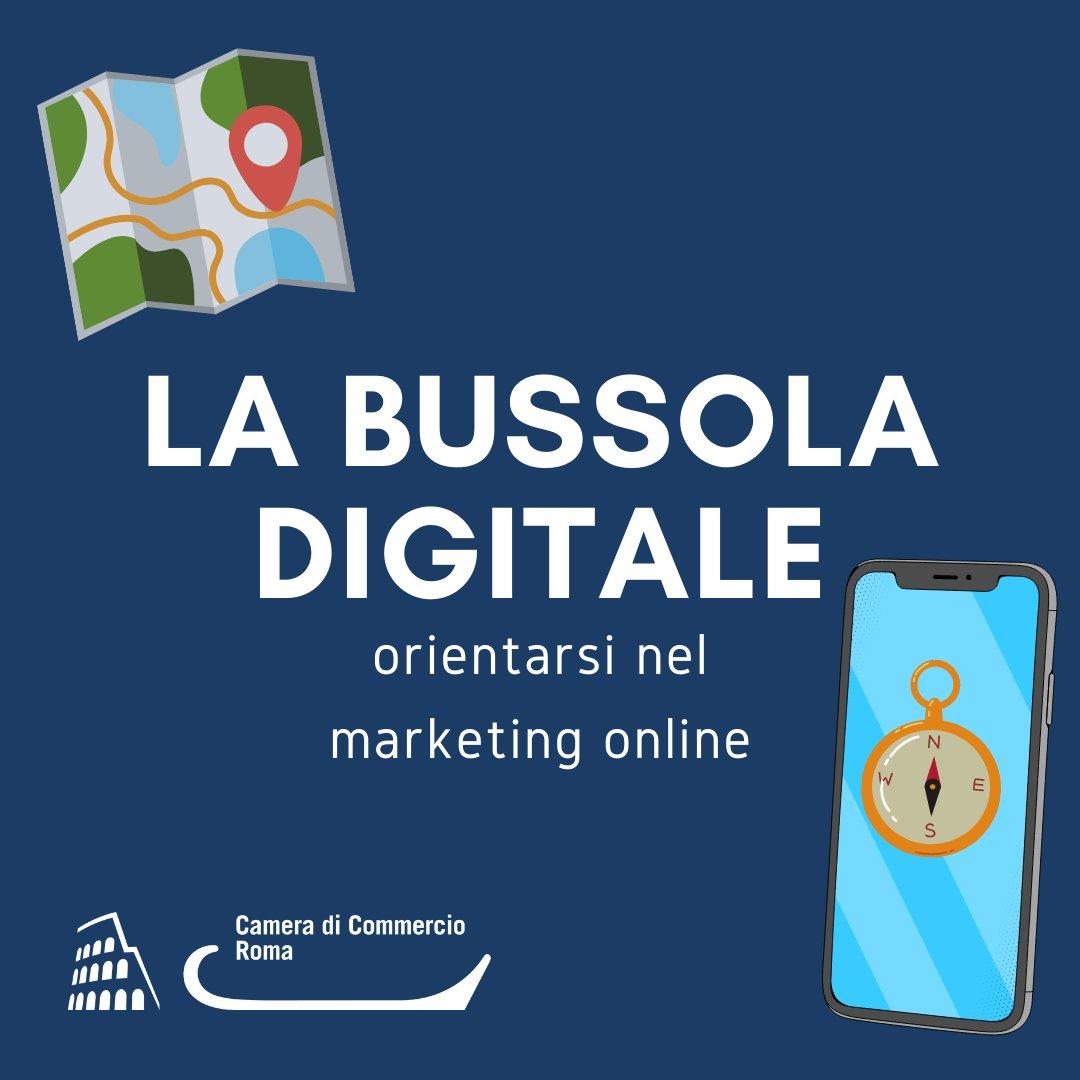 test Twitter Media - La #BussolaDigitale è il dizionario a cura della Camera di Commercio di Roma che aiuta gli imprenditori, i professionisti e i cittadini a orientarsi nell'innovazione. Scopri di più sul mondo del Marketing Online (2° Capitolo).   ➡️ https://t.co/Ubnj502nZh https://t.co/F3y5ylHNXm