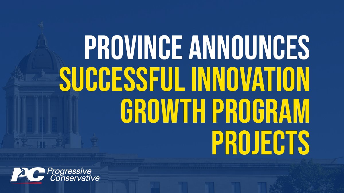 test Twitter Media - This will help Manitoba-based companies build their businesses by reducing their risk associated with developing innovative products!   Learn more: https://t.co/7xD9a9TkPU  #mbpoli https://t.co/5JZYzlyC60