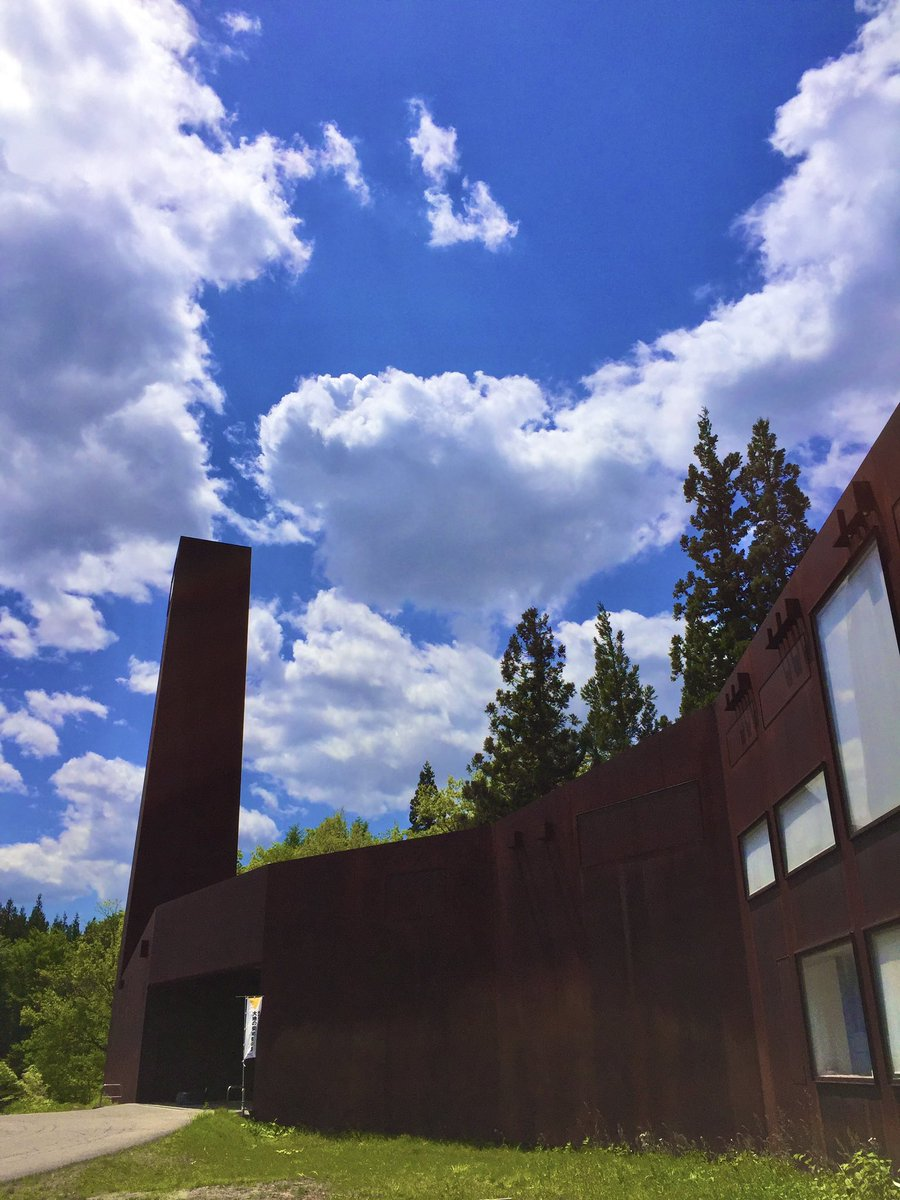 test ツイッターメディア - 越後松之山「森の学校」キョロロ – 十日町市立里山科学館。美人林の近くにあります。 #十日町市 #越後妻有  #大地の芸術祭  #写真好きな人と繫がりたい https://t.co/oWSzgeVrTi