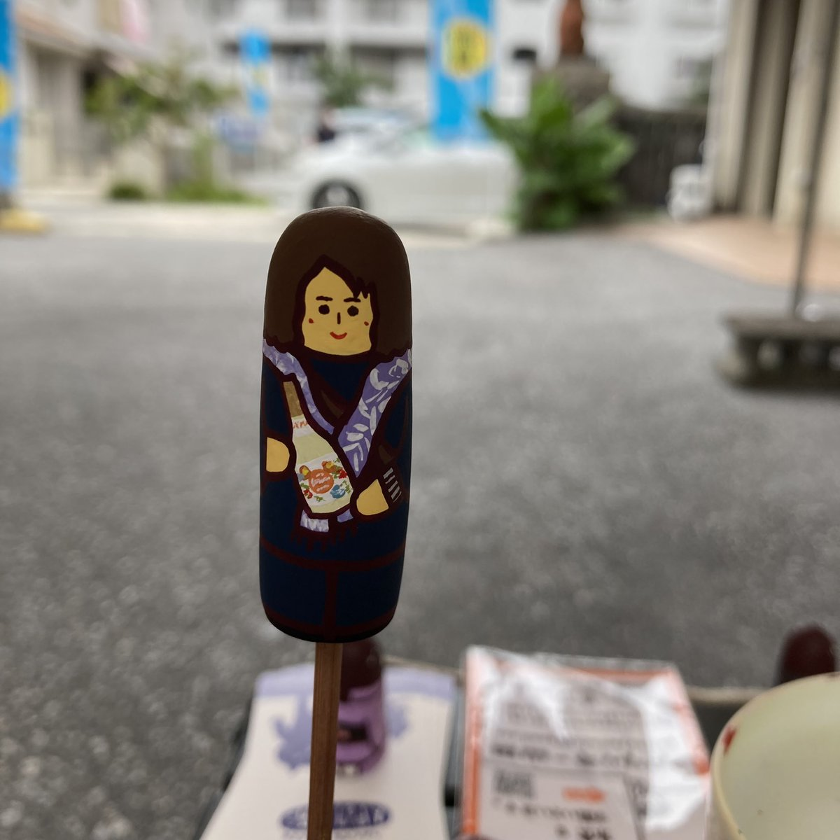 test ツイッターメディア - 産業まつりは明日まで。 10/24(日)首里の瑞泉酒造にて10:00〜18:00 私は人間人形を描いています。 あなたも人間人形になってみませんか? https://t.co/YKueH471fq