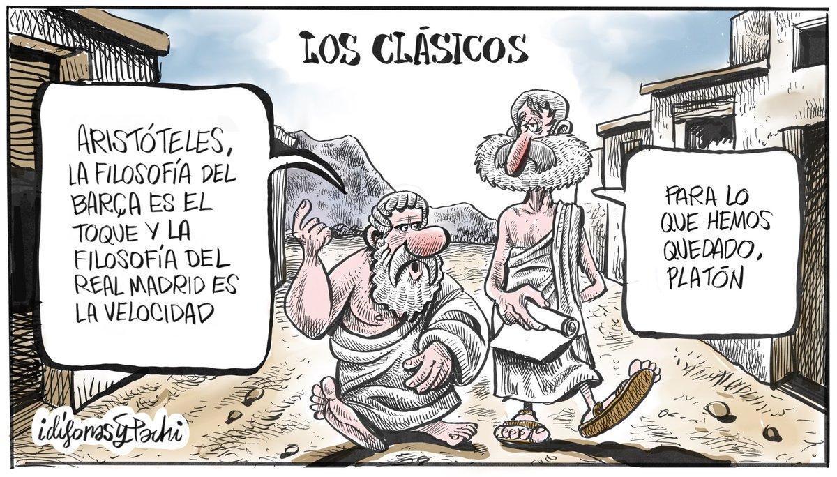 test Twitter Media - RT @Pachi_Idigoras: Los clásicos. En @elmundoes  #ESOesFilosofia https://t.co/tlpzeNLWFp