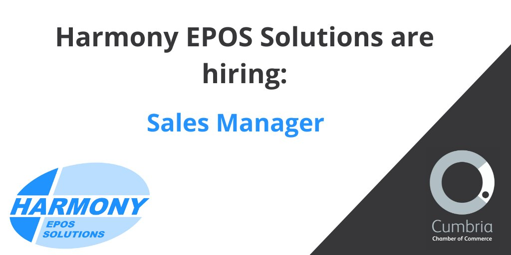 test Twitter Media - Our job vacancy page is live! Use it to advertise a new vacancy, or look for a new role.  @HarmonyEPOS are currently recruiting a Sales Manager. Read the description here: https://t.co/JdvybwWjU3 https://t.co/vguTyvG0aC