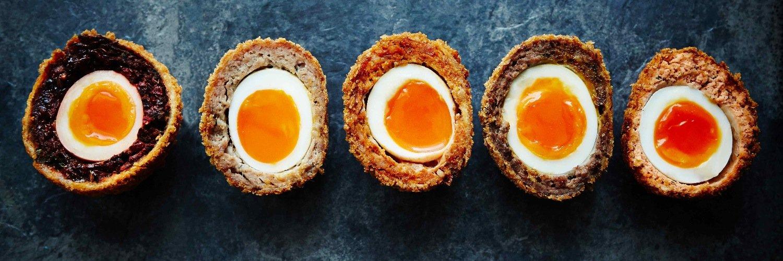 Scotchtails London's best scotch eggs