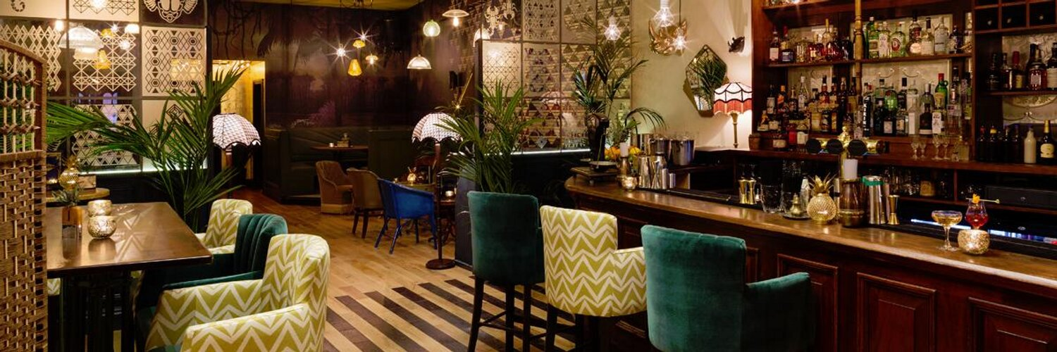 Stay cool as a cucumber in these London bars