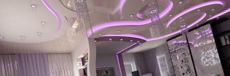 Дизайн натяжные потолки тольятти