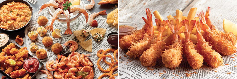 Bubba Gump Shrimp Co London's best themed restaurants