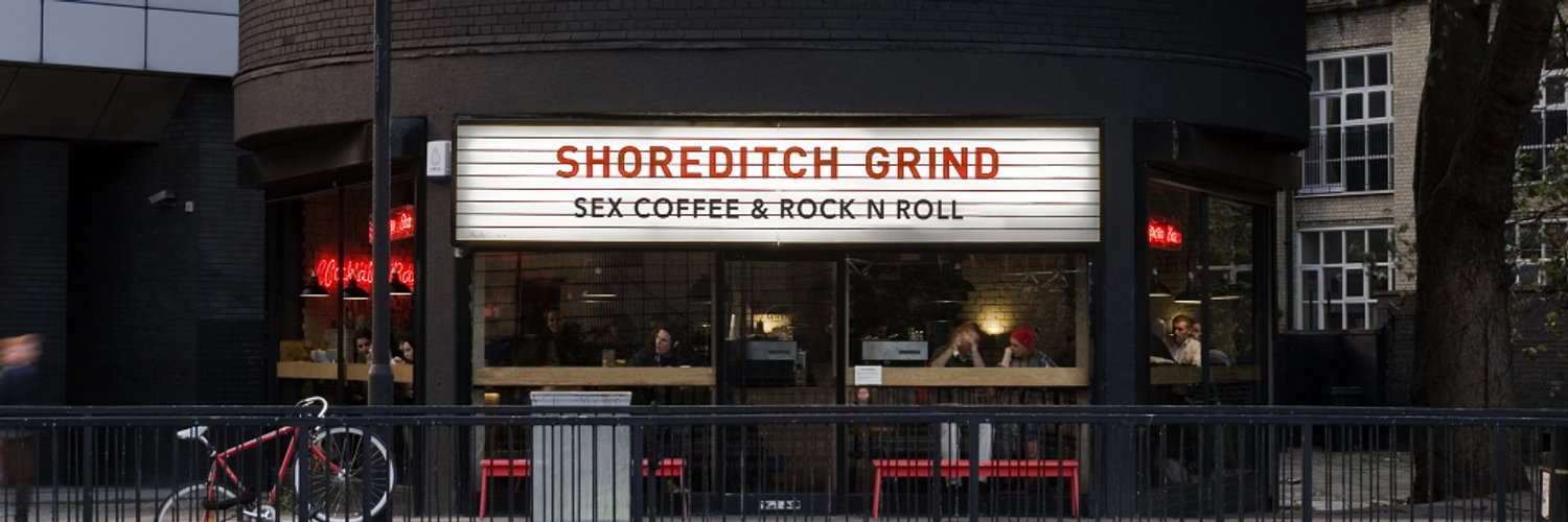 Shoreditch Grind London's best coffee shops