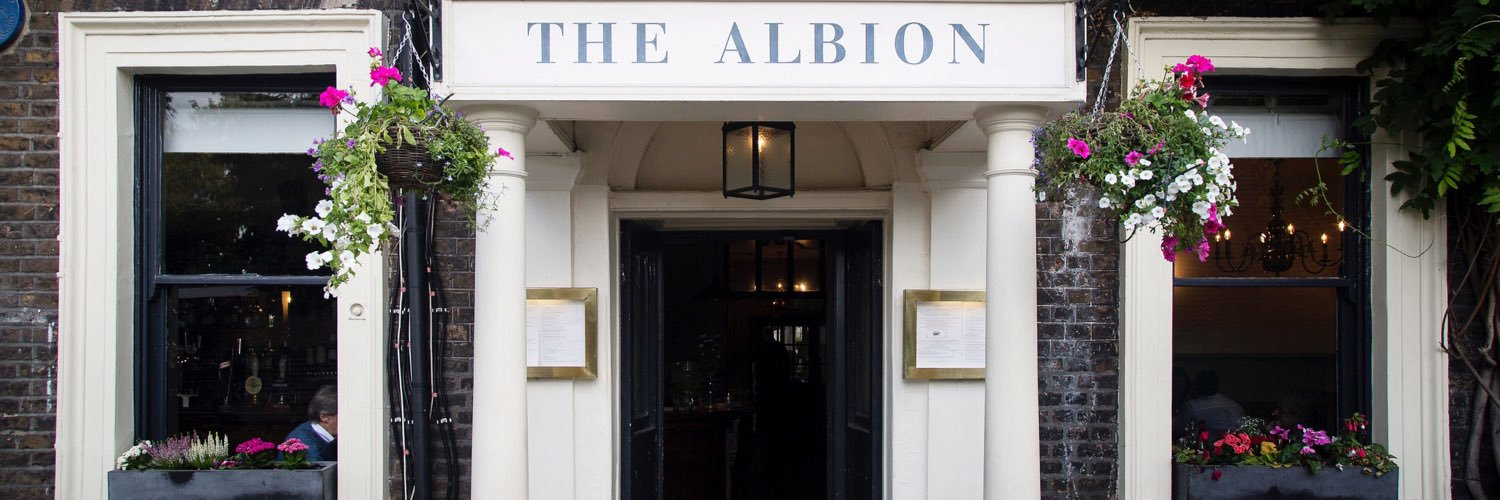 The Albion London's best place for your Christmas party
