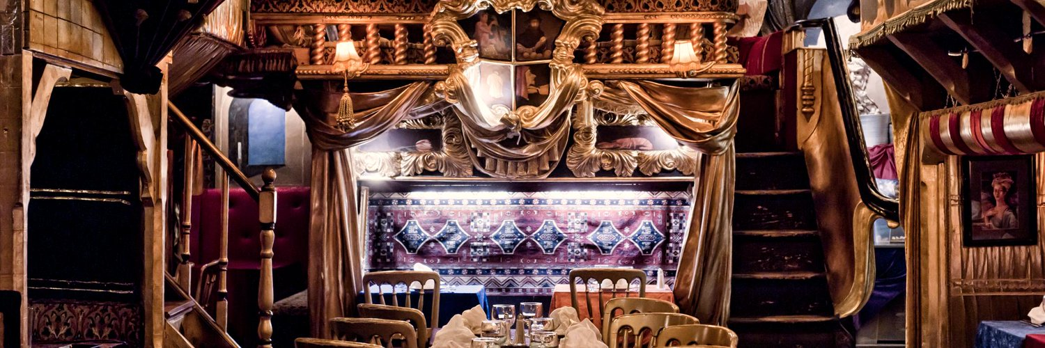 Sarastro London's best themed restaurants