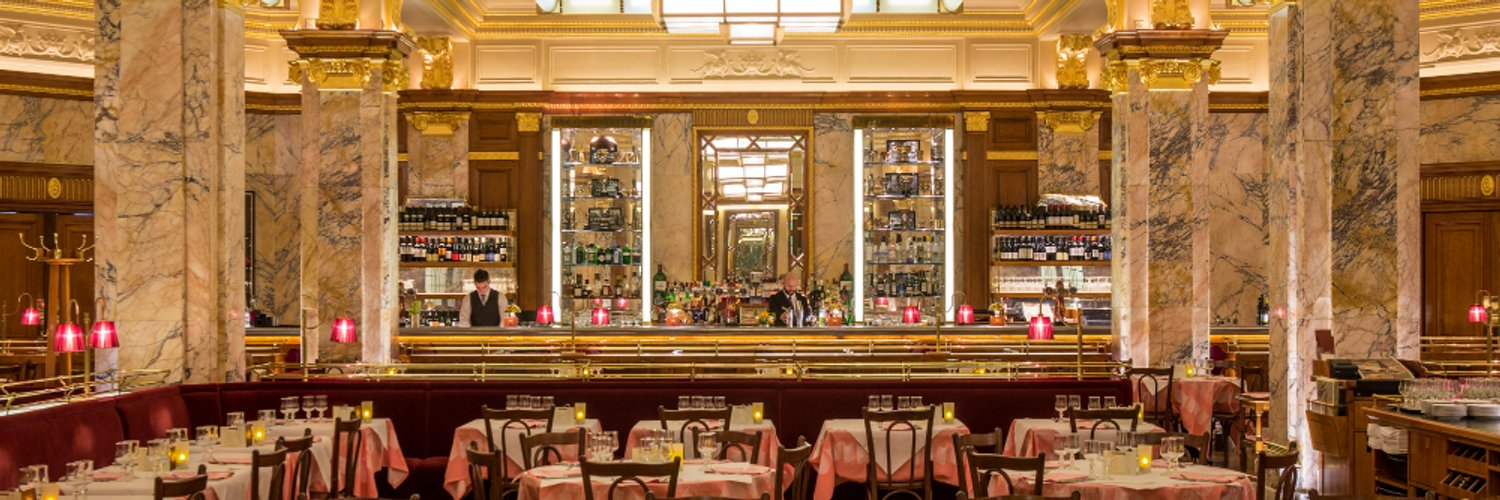 Brasserie Zédel London's best themed restaurants
