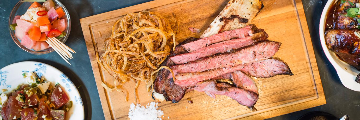 Bukowski Grill London's Best American Food with Deliveroo