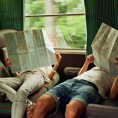 Sleeping On Buses | Social Profile