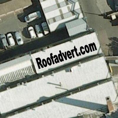 Roof Advert