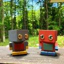 【森の中のおもちゃ屋さん】おもちゃ箱イカロス