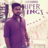 @SabareshDhoni