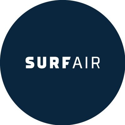 Surf Air  Twitter Hesabı Profil Fotoğrafı