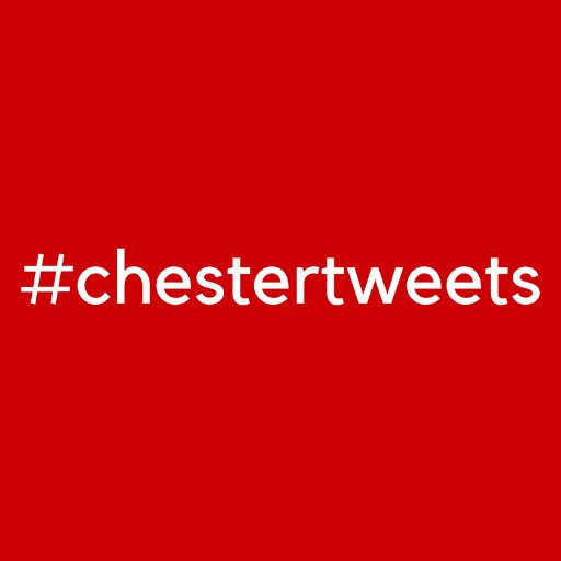 #chestertweets