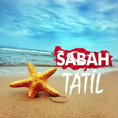 Sabah Tatil  Twitter Hesabı Profil Fotoğrafı