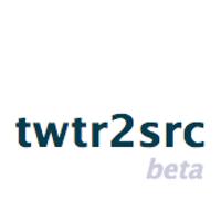 twtr2src | Social Profile