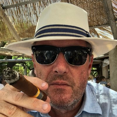 Piers Morgan's Twitter Profile Picture