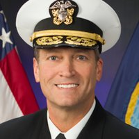 """Dr. Ronny Jackson """"The Candy Man"""""""