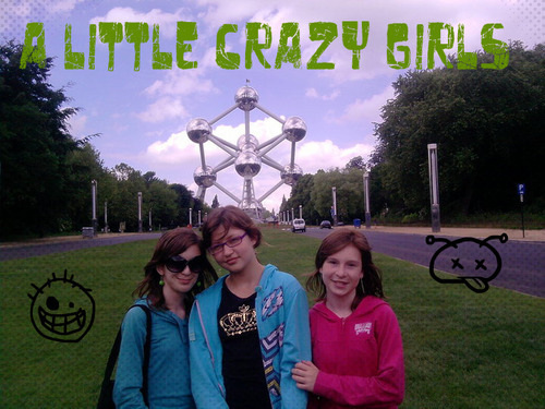 A little Crazy girls