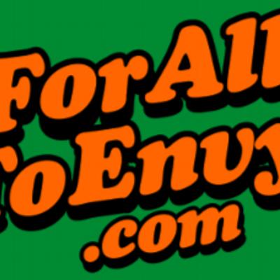 ForAllToEnvy | Social Profile
