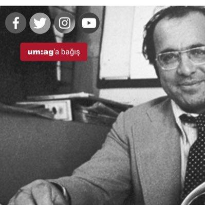 Uğur Mumcu AG Vakfı  Twitter Hesabı Profil Fotoğrafı