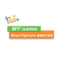 @MinusFighteam